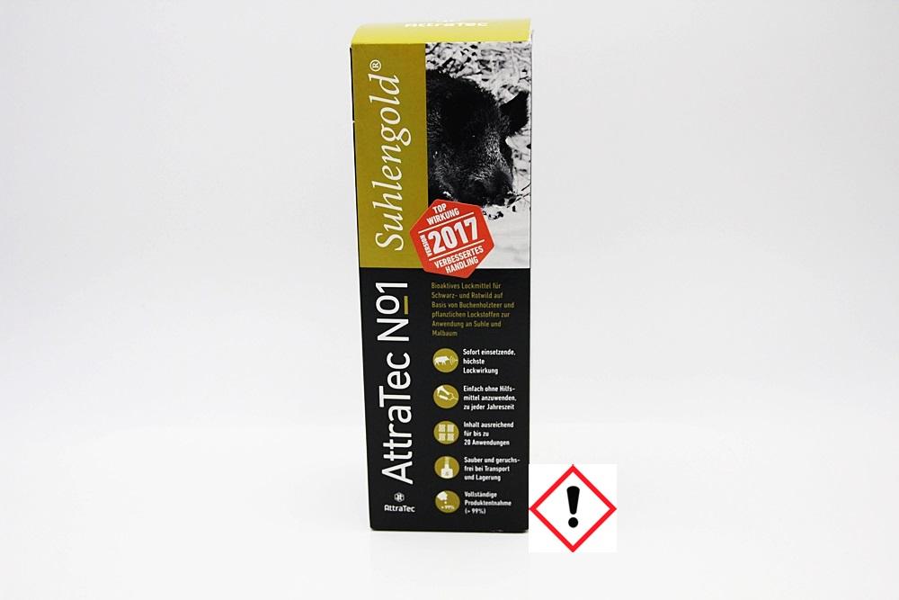Hunterfox- AttraTec Nr 1 Suhlengold